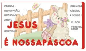 JESUS NOSSA PÁSCOA (1)