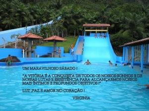 PARQUE AQUÁTICO - RECFANTO DO SOL -SC (1) -MARAVILHOSO SÁBADO